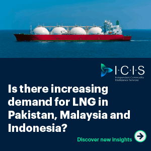 Is there increasing demand for LNG